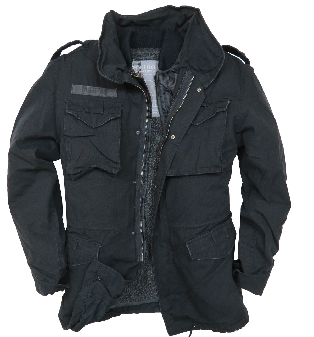 M65 Infantry Jacket By Mean And Green