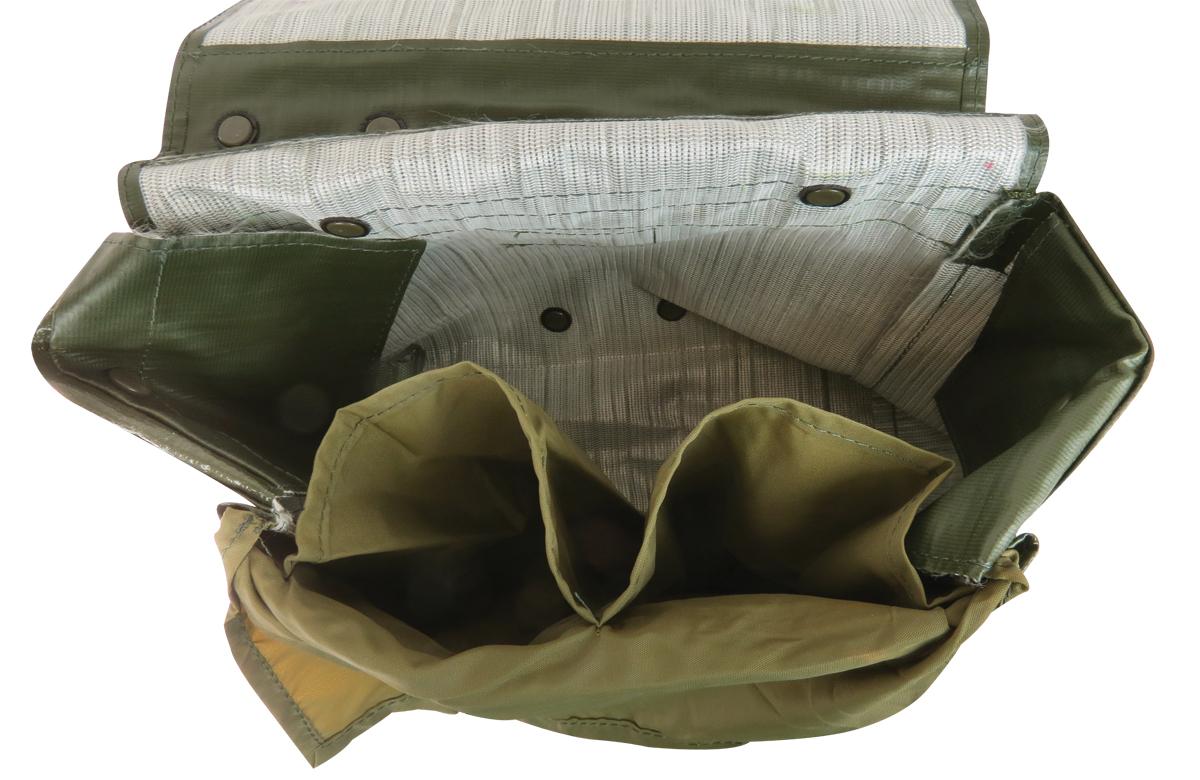 Czech Waterproof Bread Bag By Czech Army