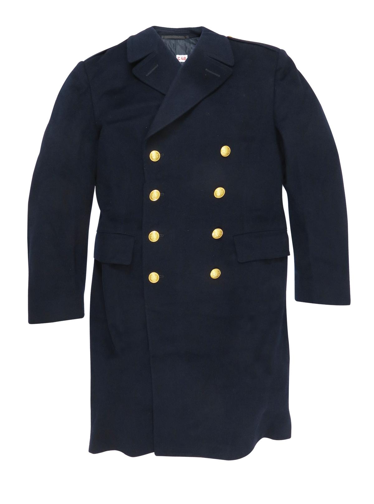 Us navy overcoat
