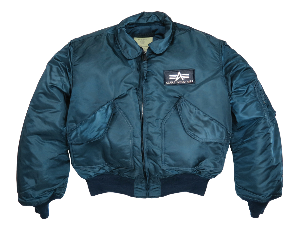 vintage alpha industries cwu 45p flying jacket. Black Bedroom Furniture Sets. Home Design Ideas