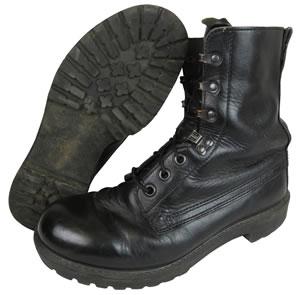 British Assault Boots