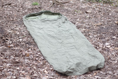 British Army Goretex Bivi Bag