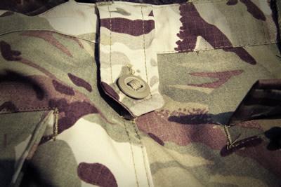 Tactical belt loops