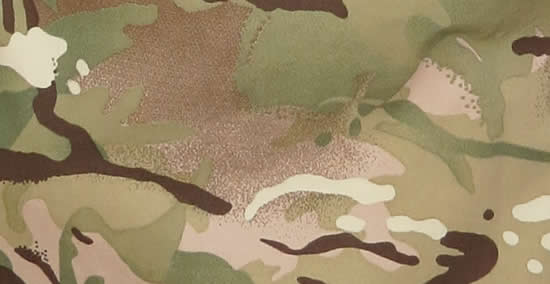 MTP Camouflage used by British Forces