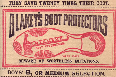Vintage Blakeys Advert