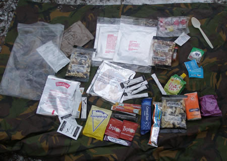 24hr ration pack