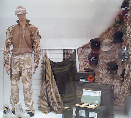 Desert Warfare - Feb 2009
