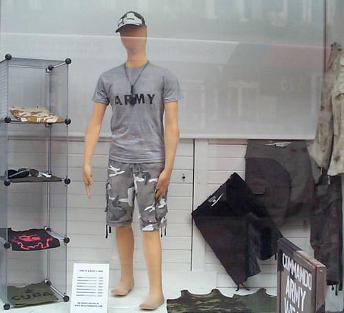 Shirts and Shorts - May 2008