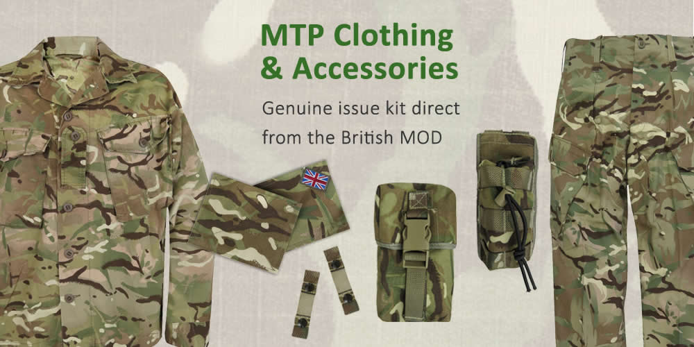 MTP Clothing and Accessories