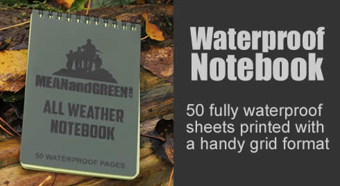 Waterproof Notebooks