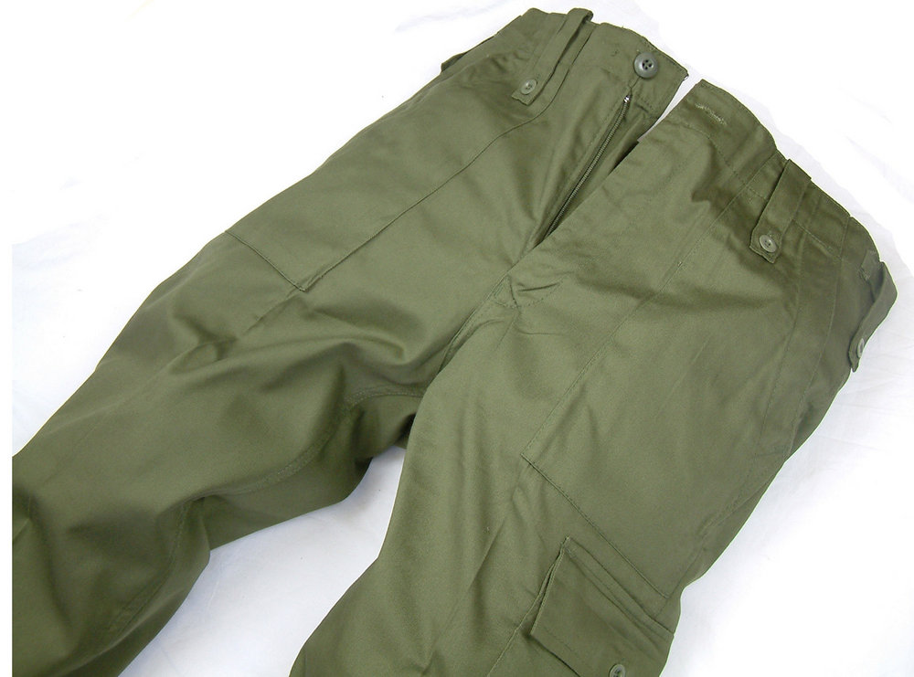 british army style lightweight trousers by mil