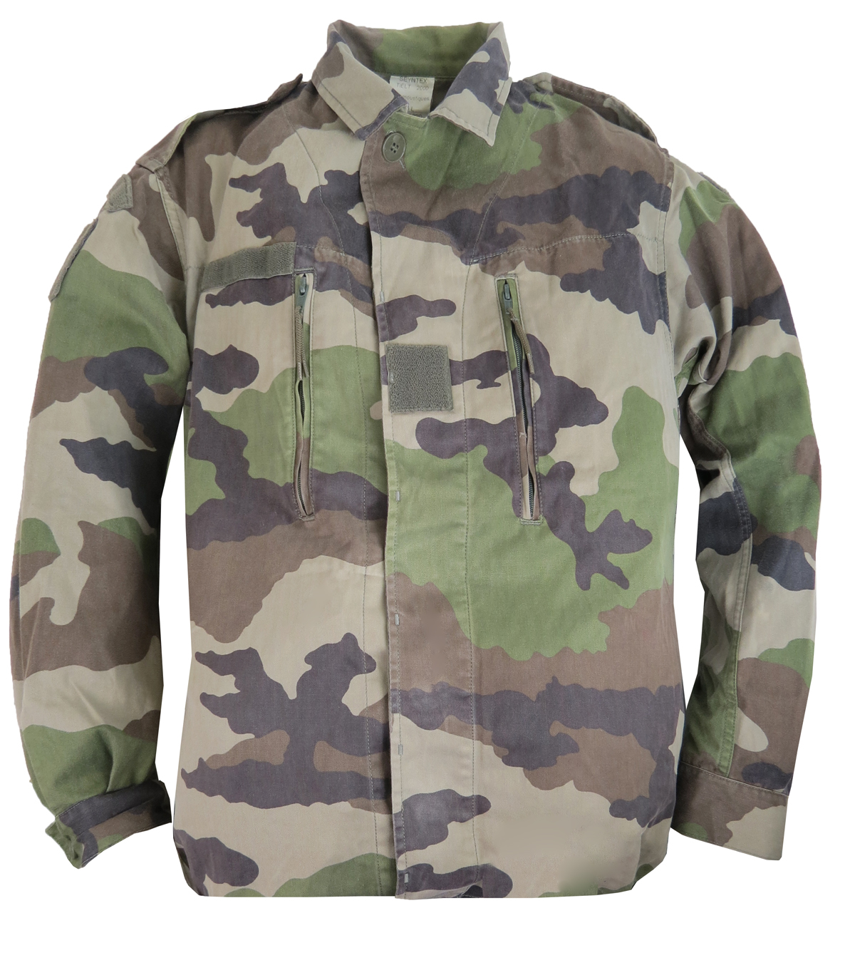 french camo jacket by french army. Black Bedroom Furniture Sets. Home Design Ideas