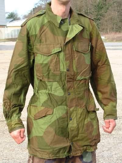 Norwegian Military Parka