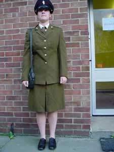 Popular Army Enlisted Blue Asu Coat Ab 450 Female Jackets Military  1000x1000