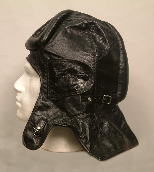 Military Tank For Sale >> Swedish Leather Tank Helmet by Swedish Army