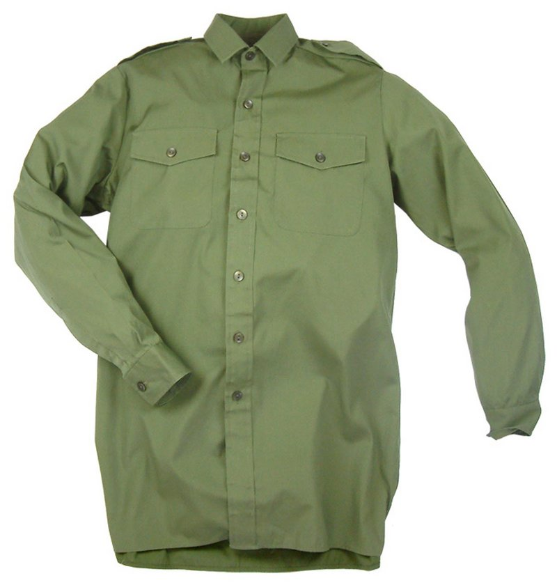 Current Issue General Service Shirt - Long Sleeve