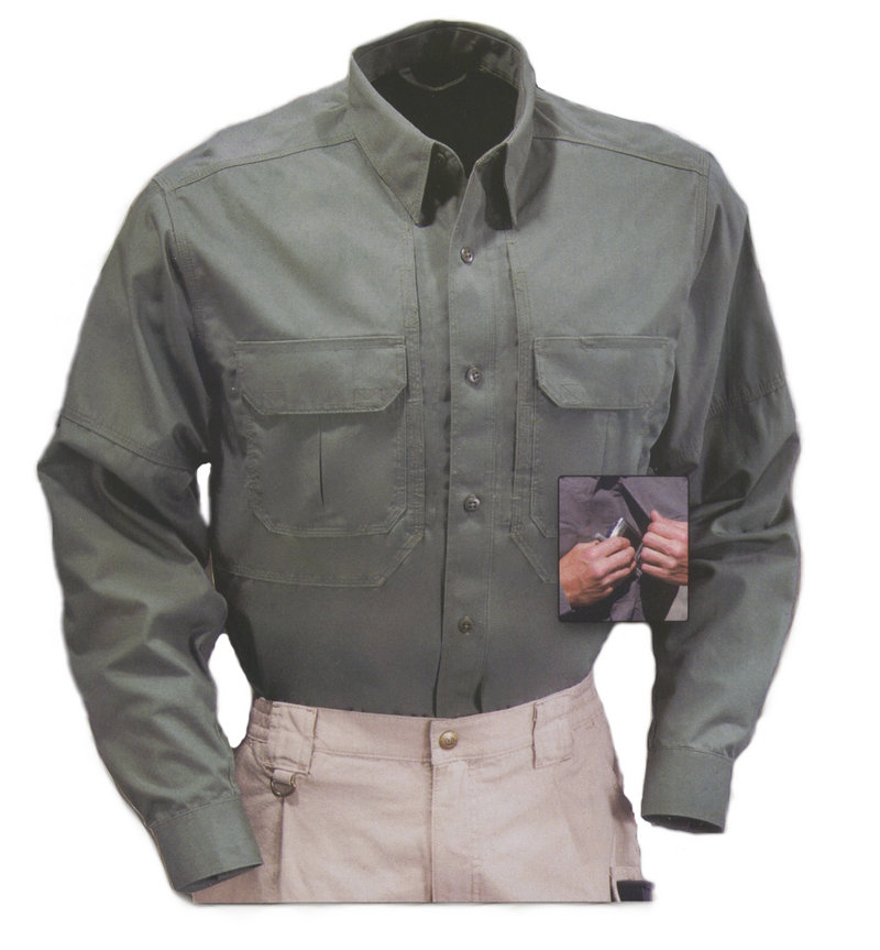 Long Sleeved Tactical Shirt