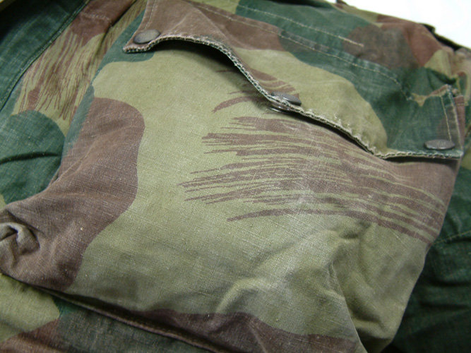 Belgian Congo Smock By Belgian Army