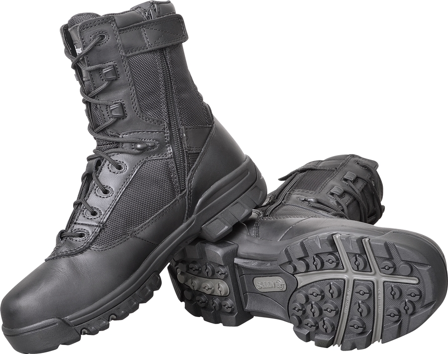 Bates 8 Inch Tactical Side Zip Boots