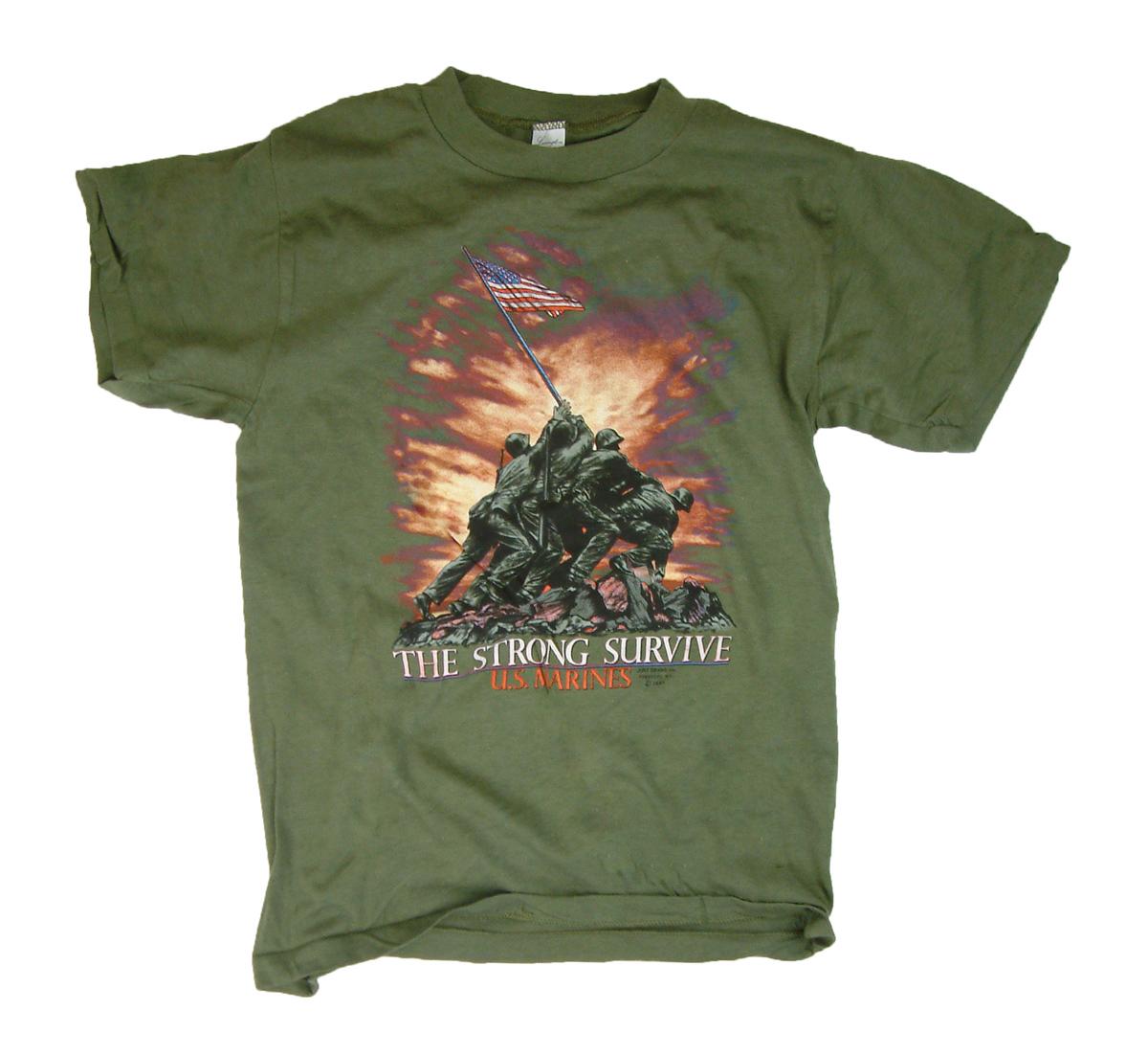 Us Marines T Shirt