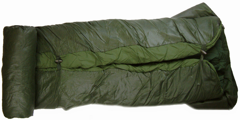 58 Pattern Sleeping Bag By British Army