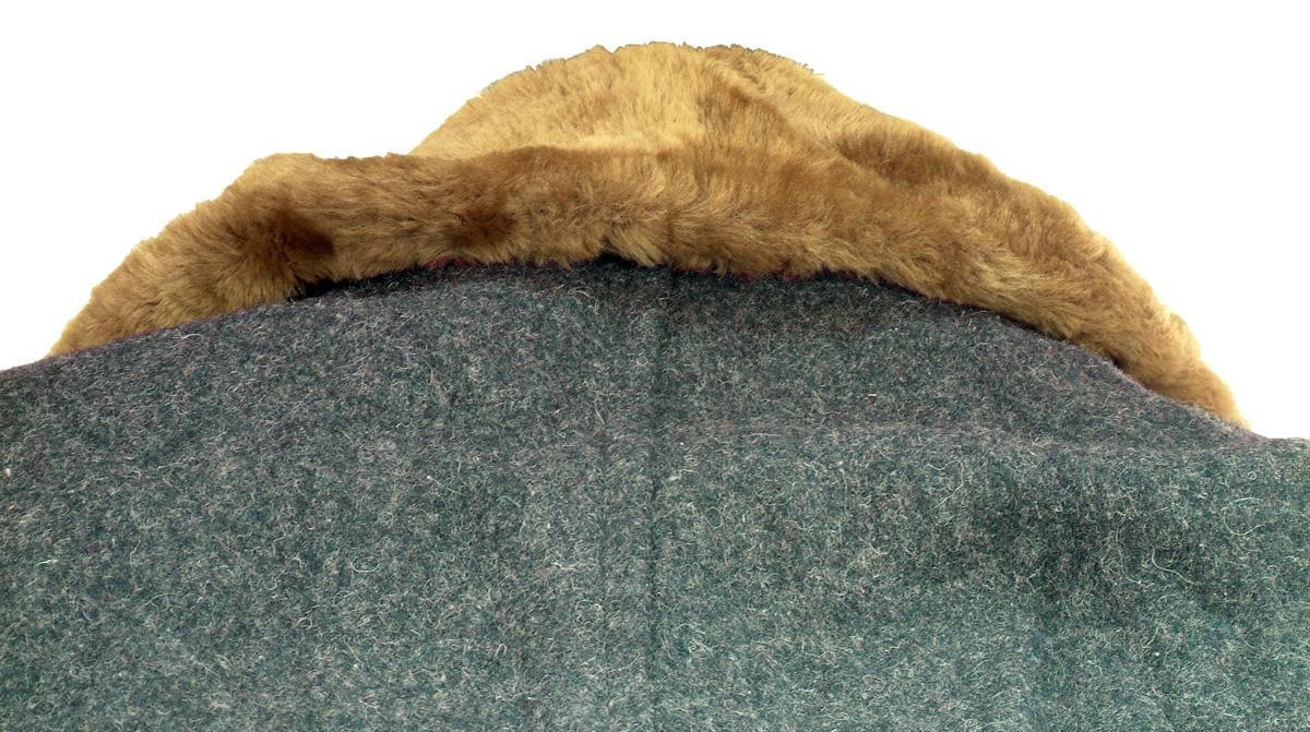 7222cdaa3e Soviet Issue Sheepskin Lined Great Coat