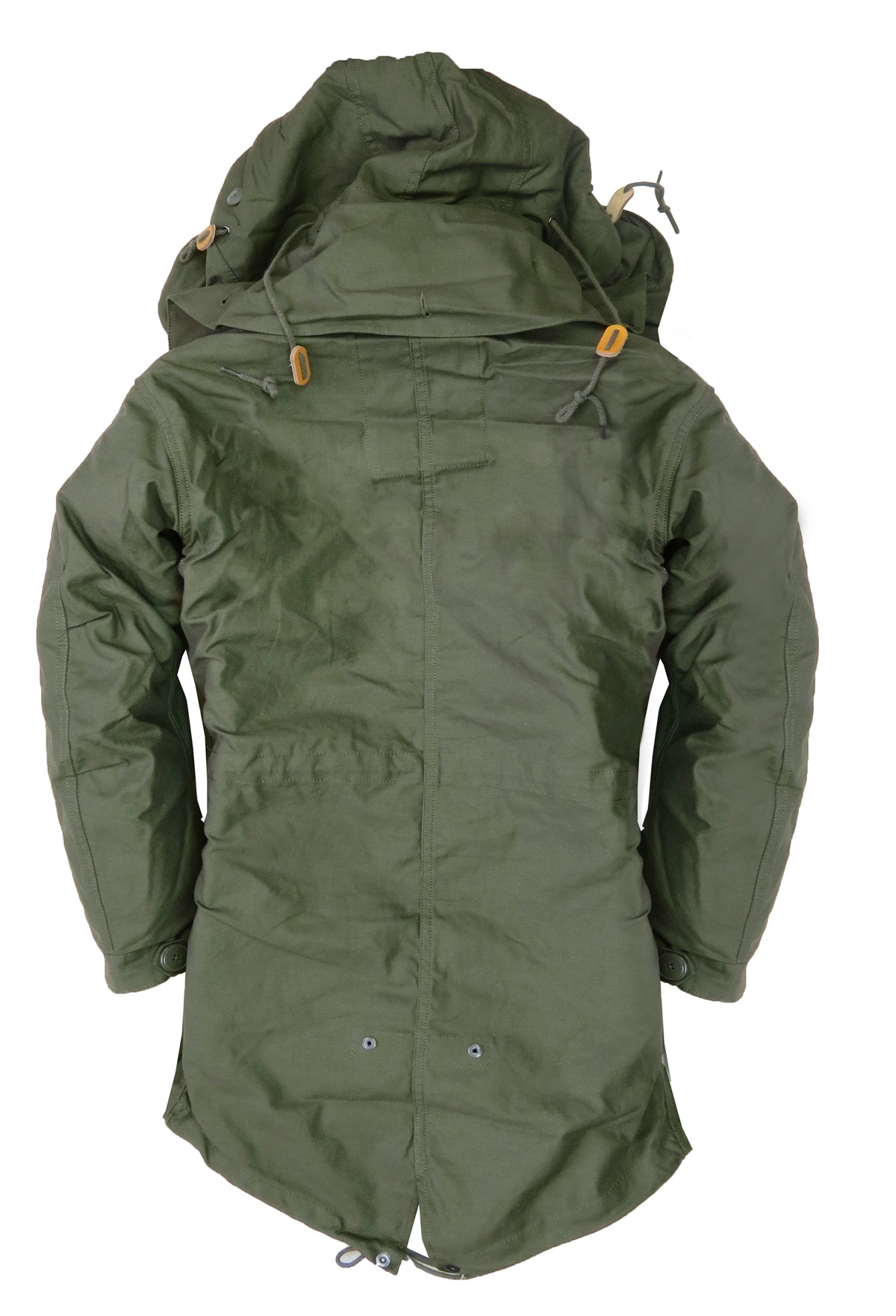Alpha industries parka fishtail