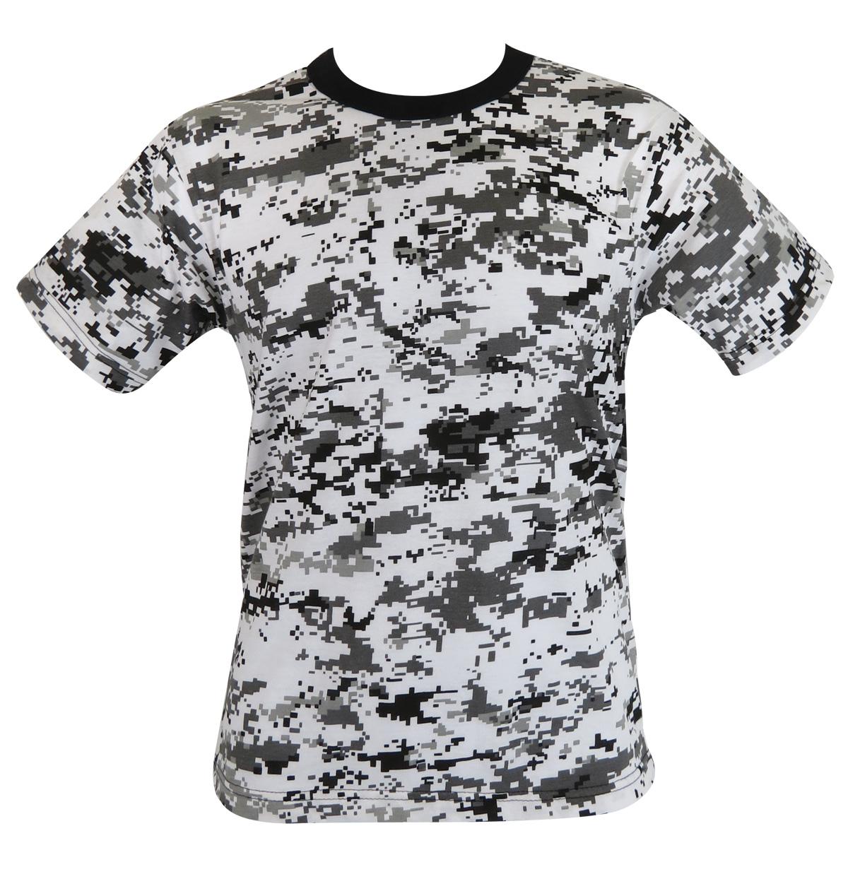 fd5c1f21 Digital City Camo T-Shirt. Tap to expand