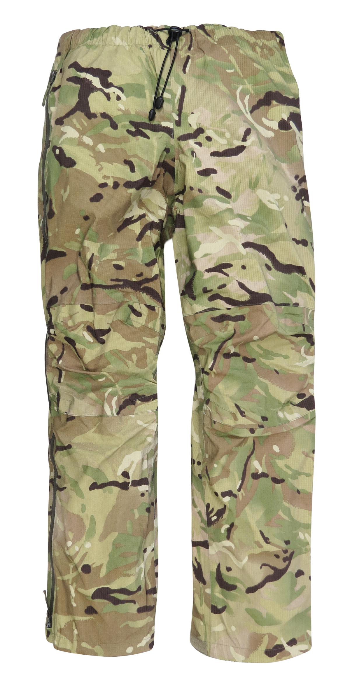 e374251c2 New British Lightweight MTP Goretex Trousers
