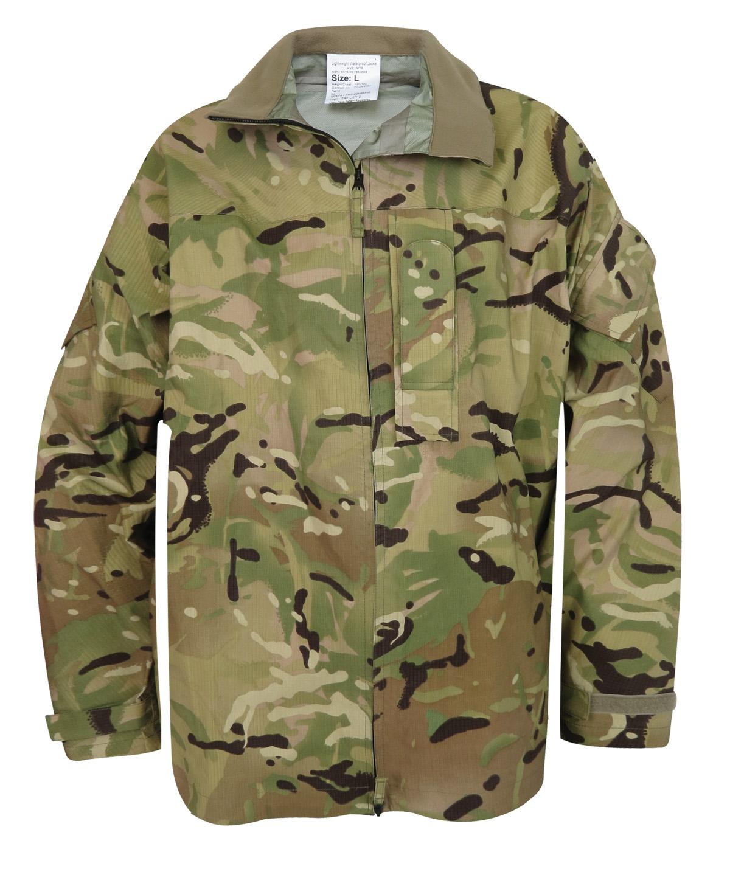 New British MTP Lightweight Goretex Jacket by British Army