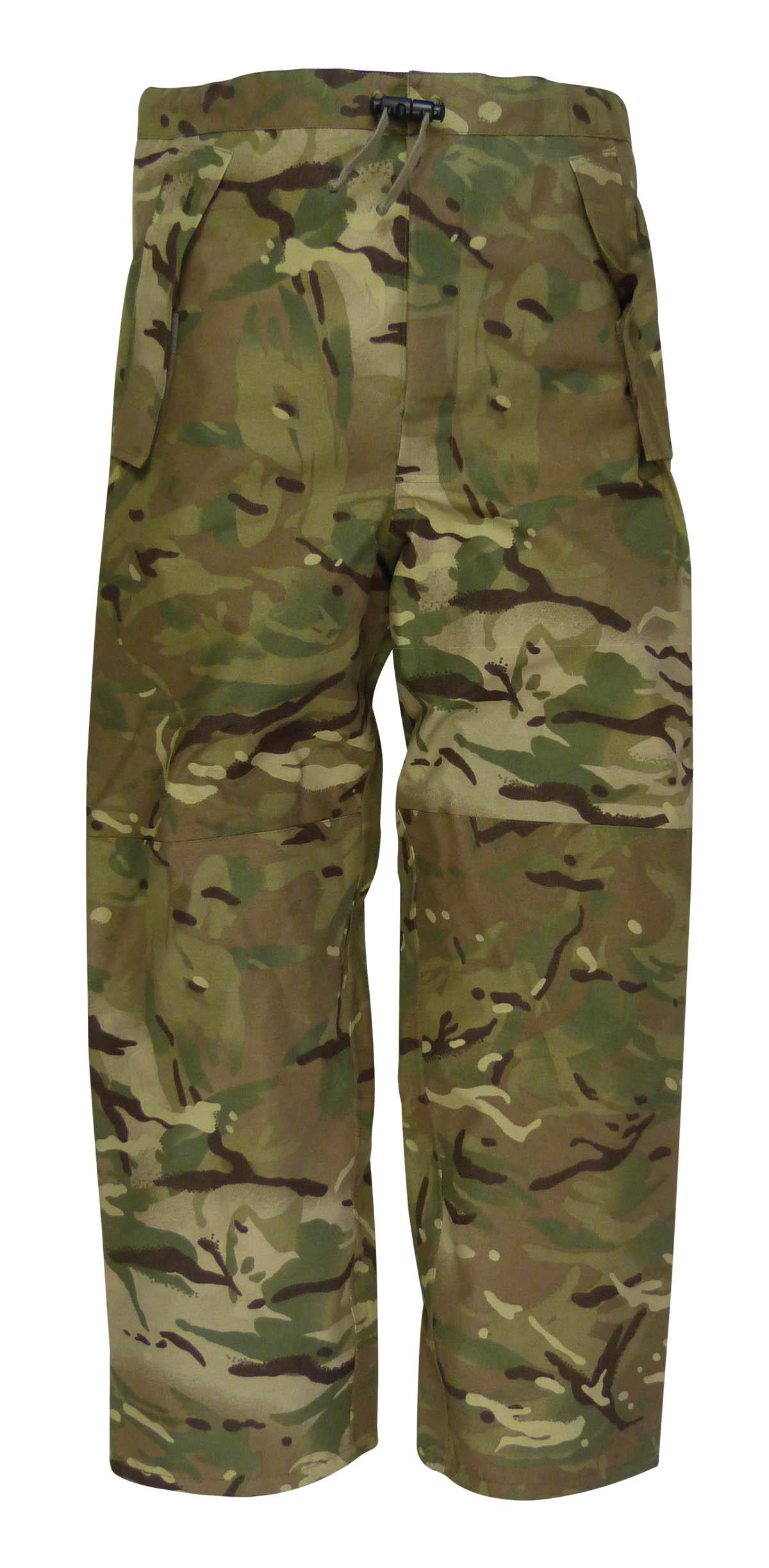 New British Mtp Goretex Trousers By British Army