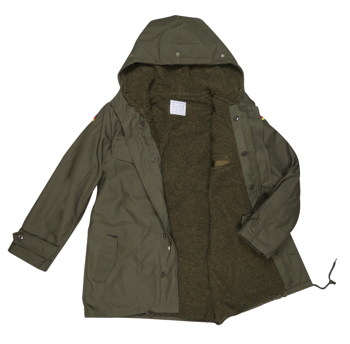 Army Style Parka