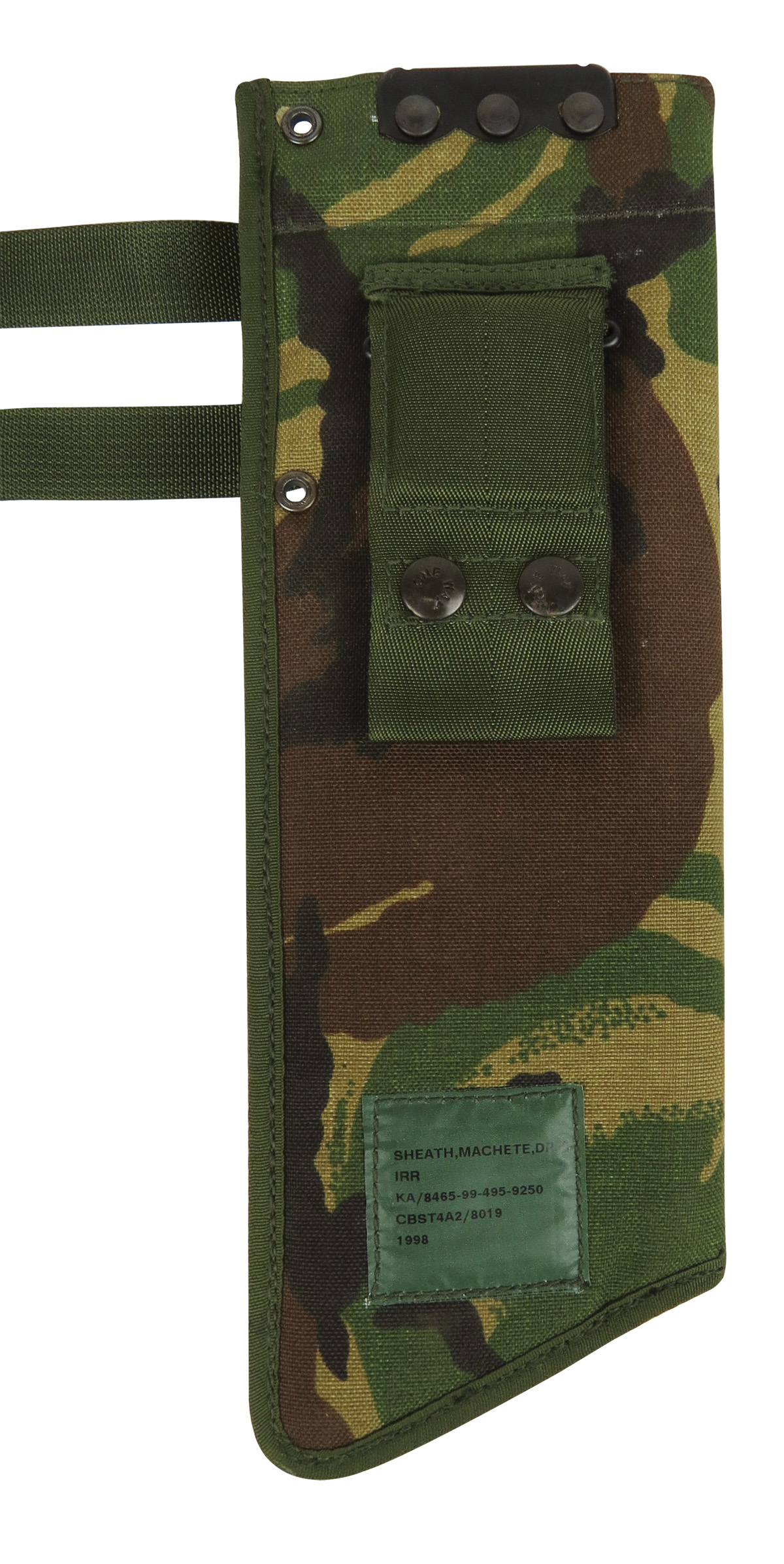British Army Plce Machete Sheath