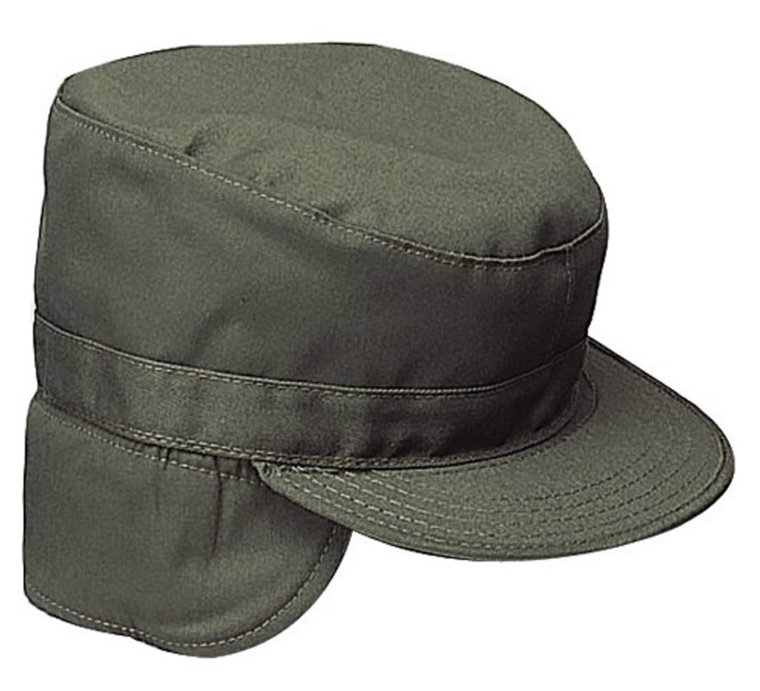 Gi Combat Cap With Neck Cover
