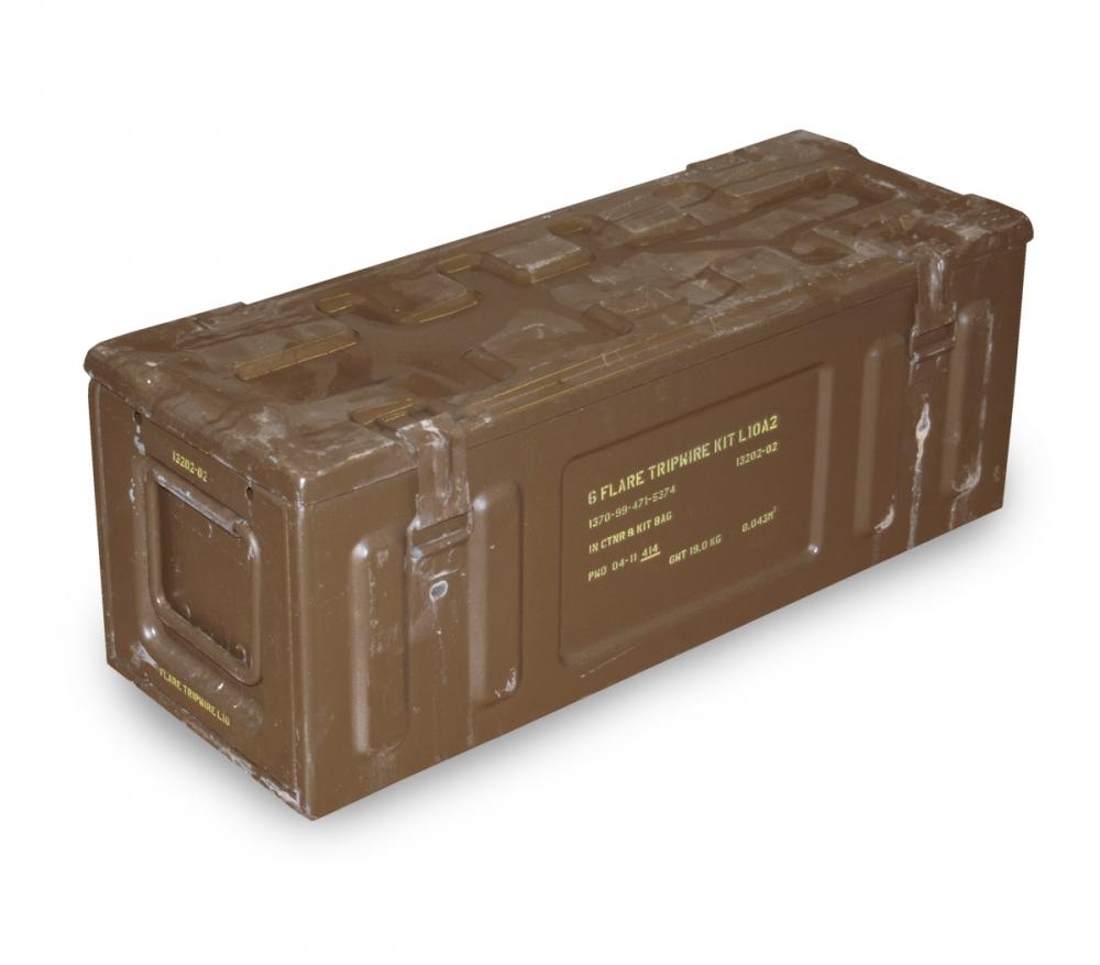 Ammo Box Flare Tripwire Kit By British Army