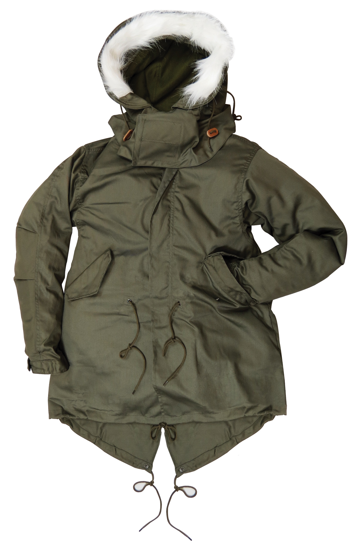 Contemporary Men's Parkas
