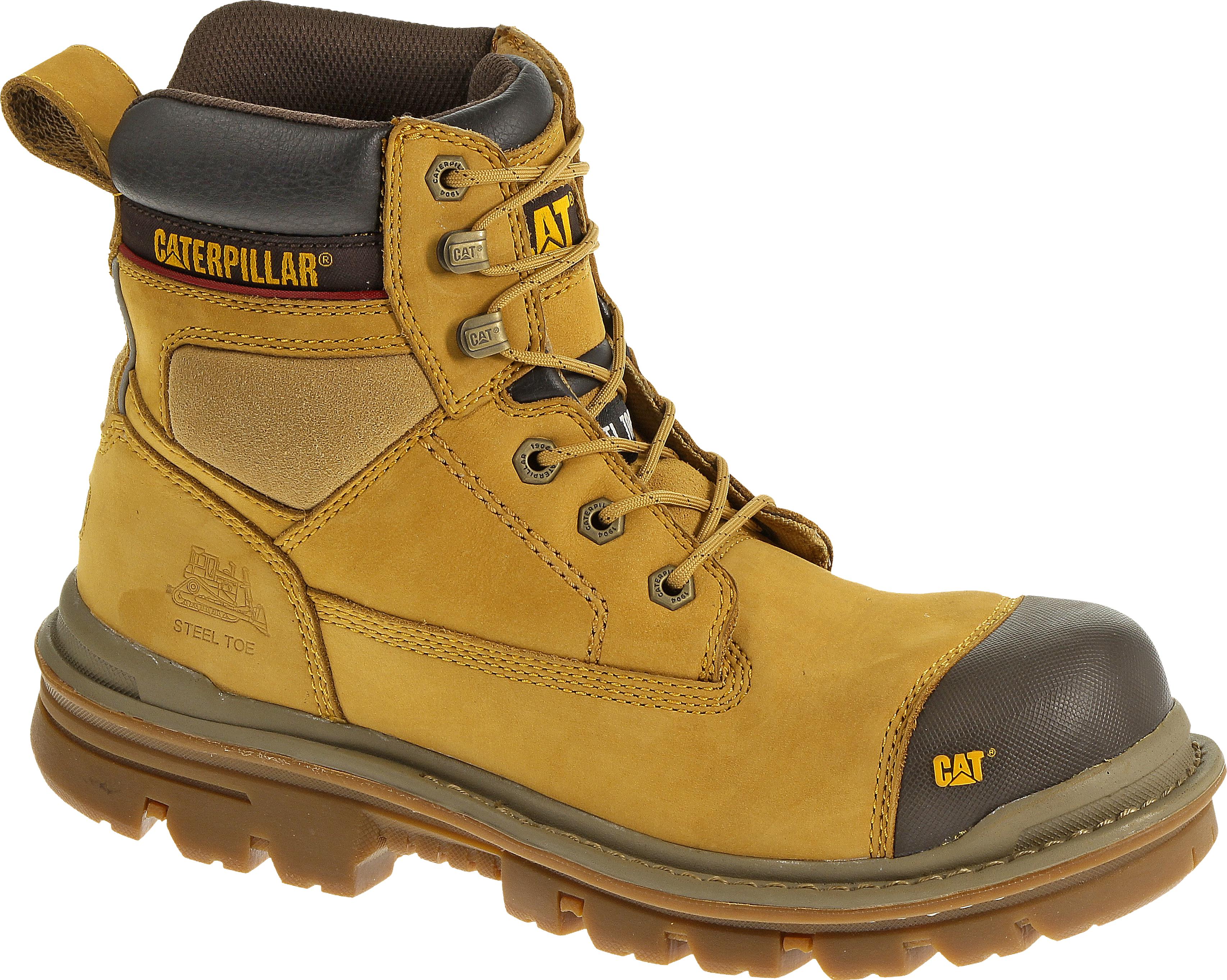 45837d415e1 Caterpillar Gravel 6 Safety Boot