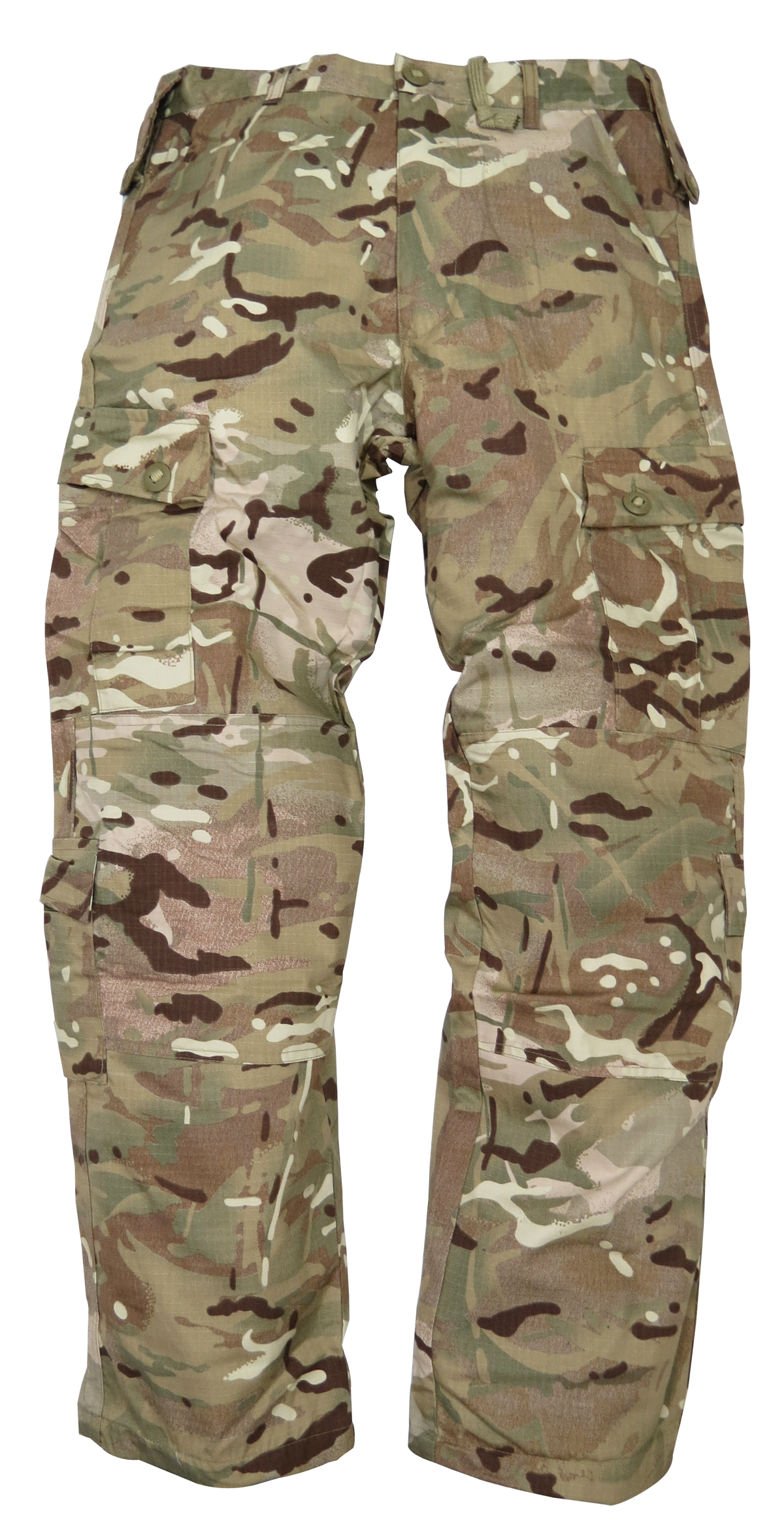british army style ripstop elite hmtc trousers by highlander