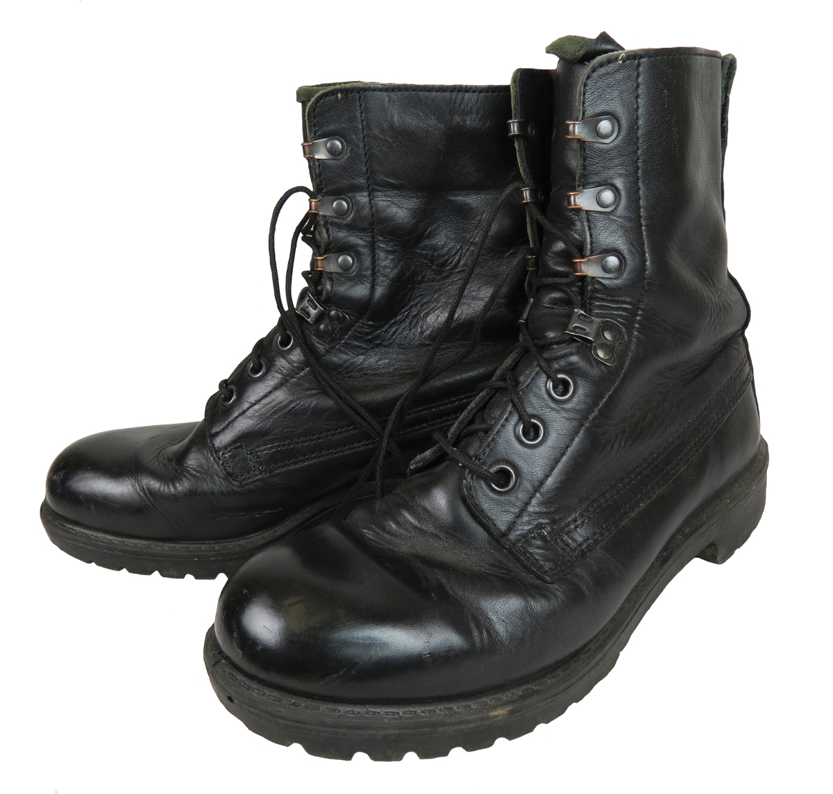 Ex Army British Assault Boots By British Army