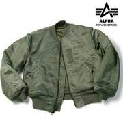 Alpha Industries Authentic MA1 Replica Series