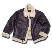 Alpha Industries Sherpa B3 Sheepskin Bomber Jacket
