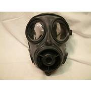 British S10 Gas Mask without Filter Attachment