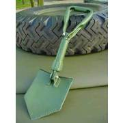 3-way Folding Shovel with Pouch