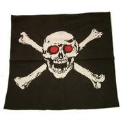 Pirate (Red Eye) Flag