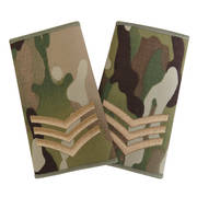 Rank Slide - Sergeant