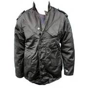 Dutch Olive NATO Jacket dyed Black