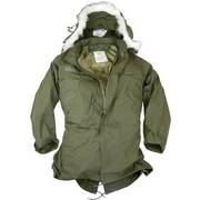 New US Fishtail Parka With Hood