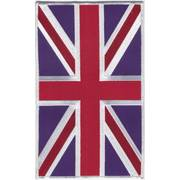 Large Union Jack Cloth Badge