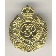 Kings Royal Engineers Cap Badge