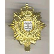 Royal Logistics Corps Cap Badge